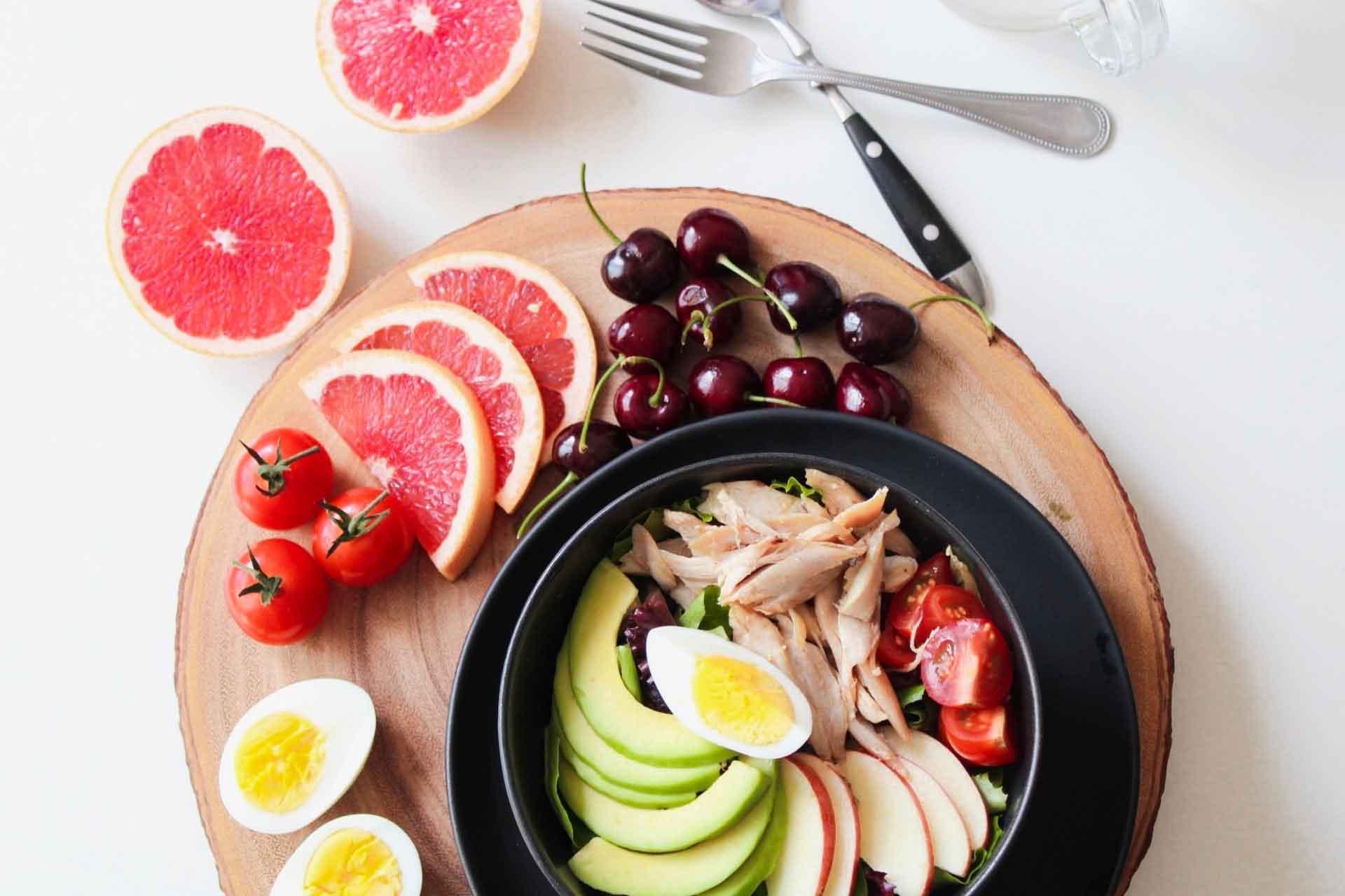Food Lover Loves Fruits